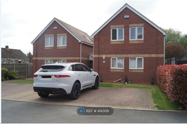 Thumbnail Detached house to rent in Calgary Close, Coventry
