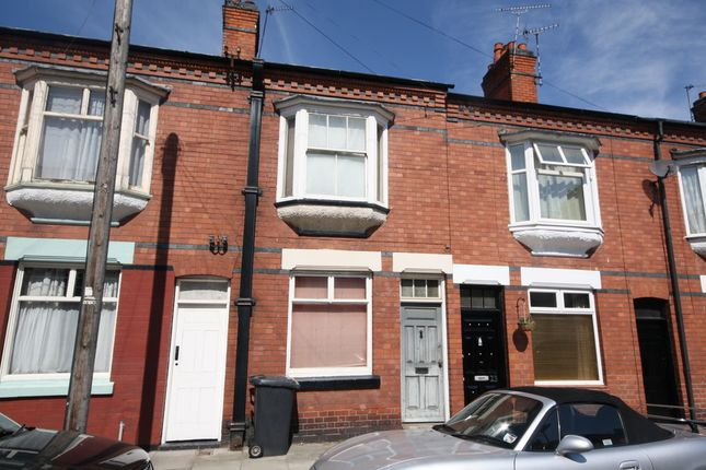 Thumbnail Terraced house for sale in Dunster Street, Leicester