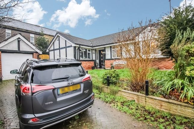 Thumbnail Detached bungalow for sale in Helmsdale Close, Ramsbottom, Bury