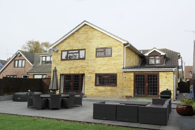 Thumbnail Detached house for sale in King Edwards Road, South Woodham Ferrers, Chelmsford
