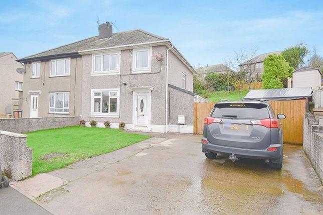 Thumbnail Semi-detached house for sale in Gable Road, Hensingham, Whitehaven
