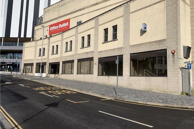 Thumbnail Retail premises to let in 17 Bretonside, Plymouth, Devon