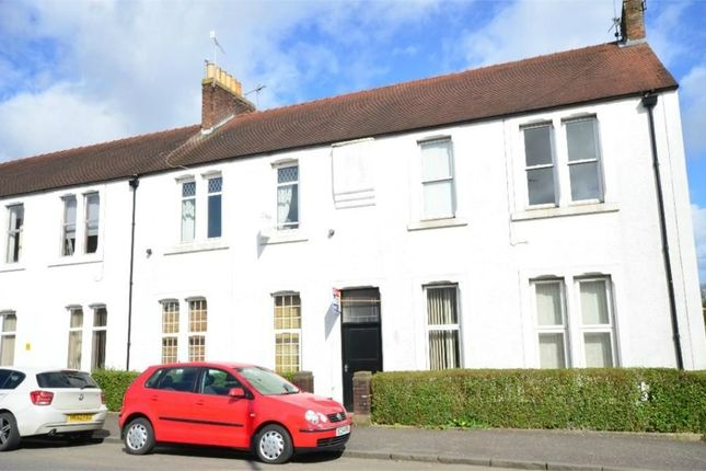 Thumbnail Flat for sale in Moss Road, Tillicoultry, Clackmannanshire