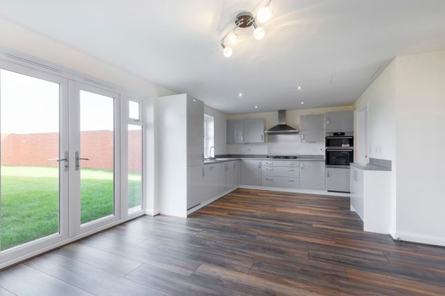 Thumbnail Detached house to rent in Nightingale Close, Hardwicke, Gloucester