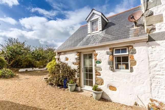 Thumbnail 1 bedroom cottage to rent in Route De Pleinmont, Torteval, Guernsey