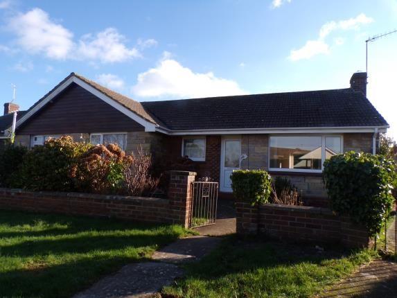 Thumbnail Bungalow for sale in Meadow Drive, Bembridge