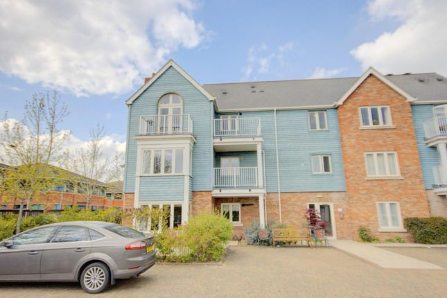 Thumbnail Flat for sale in Marlow Way, Bridge Meadow Way, Grange Park, Northampton