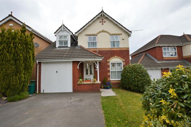 Detached house for sale in Oaklands, Miskin, Pontyclun