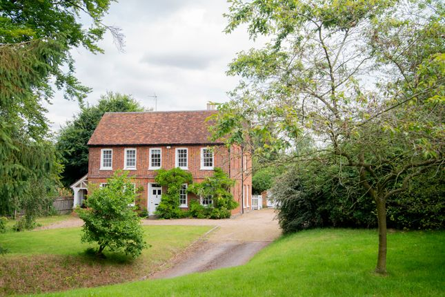 Thumbnail Detached house for sale in The Old Rectory, Lower Way, Great Brickhill