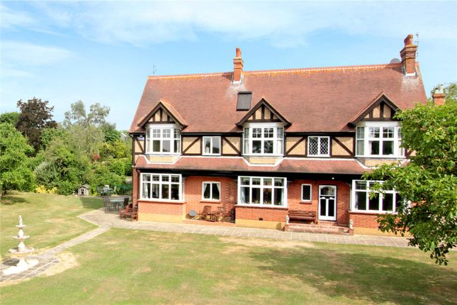 Thumbnail Detached house for sale in Ashes Lane, Hadlow, Tonbridge, Kent