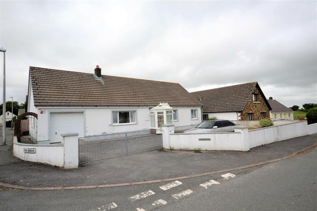 Thumbnail Detached bungalow for sale in Efailwen, Clynderwen