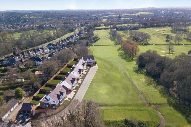 Thumbnail Semi-detached house for sale in The Fairways, Fredas Grove, Harborne, Birmingham