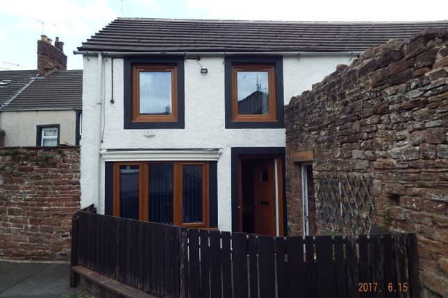 Thumbnail Terraced house to rent in Crown Square, Penrith