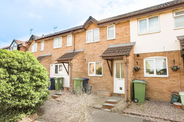 Thumbnail Terraced house for sale in Teasel Close, Longford, Gloucester