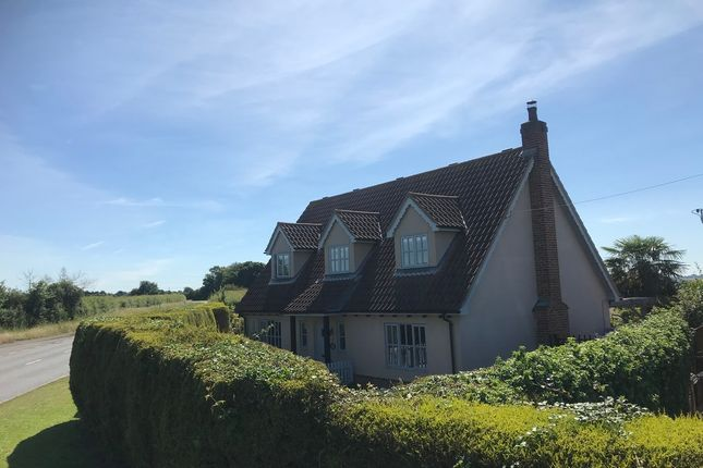 Thumbnail Detached house for sale in Church Lane, Brantham, Manningtree