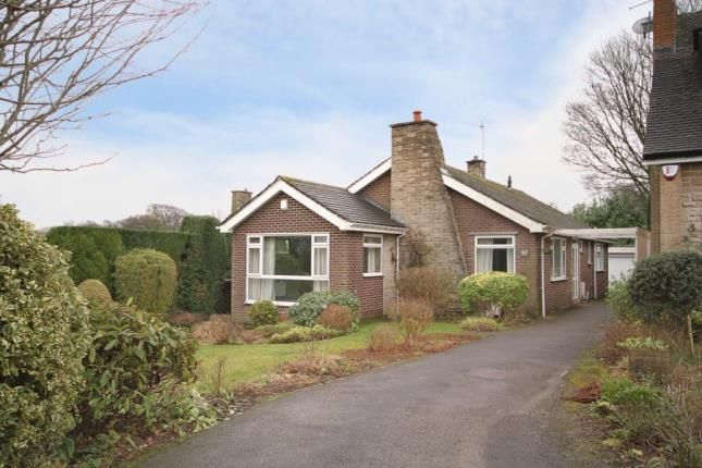 Thumbnail Bungalow for sale in Sandygate Park, Sheffield, South Yorkshire