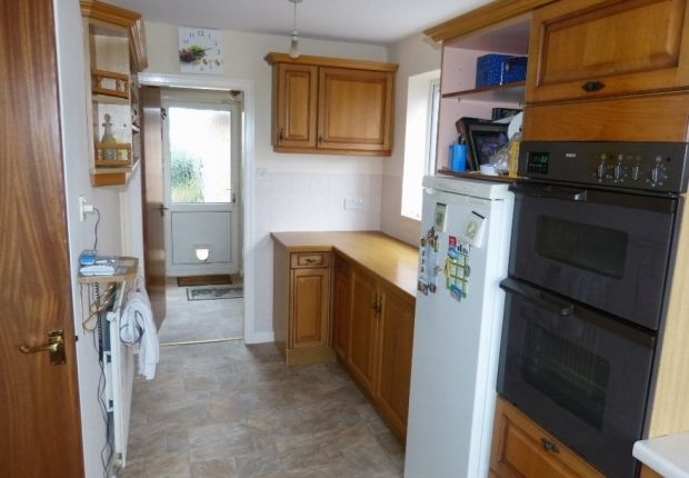 Thumbnail Detached bungalow for sale in Towyn Road, Abergele