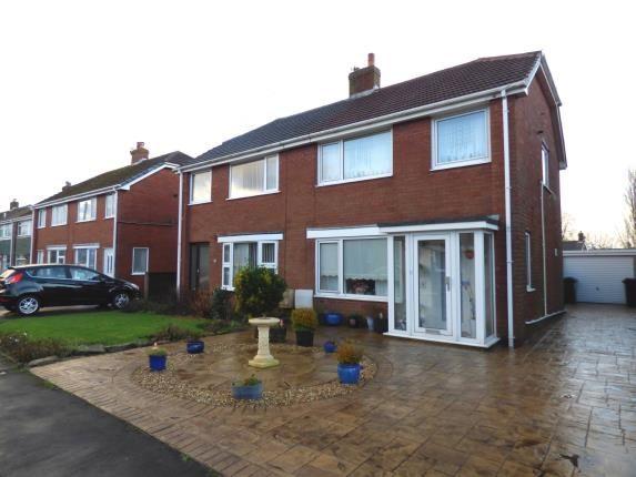 Thumbnail Semi-detached house for sale in Marsh View, Newton, Preston, Lancashire