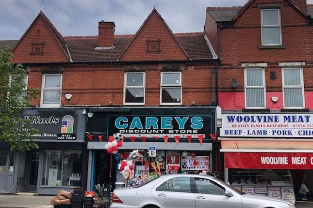 Thumbnail Flat to rent in Knowsley Road, Bootle