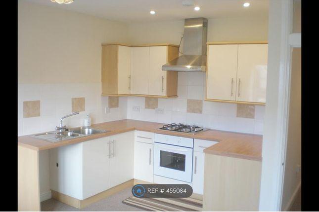 Thumbnail Flat to rent in St Stephens Road, Saltash