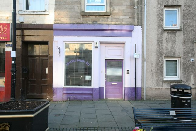 Thumbnail Commercial property for sale in High Street, Burntisland, Fife