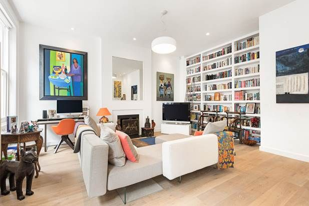 Thumbnail Property to rent in Ossington Street, London