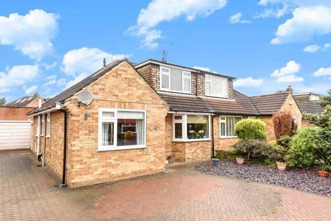 Thumbnail Semi-detached house for sale in Plompton Drive, Harrogate