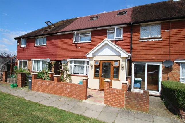 Thumbnail Terraced house for sale in Staines Road, Bedfont, Feltham