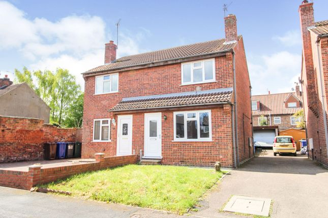 2 bed semi-detached house for sale in Coupland Road, Selby YO8