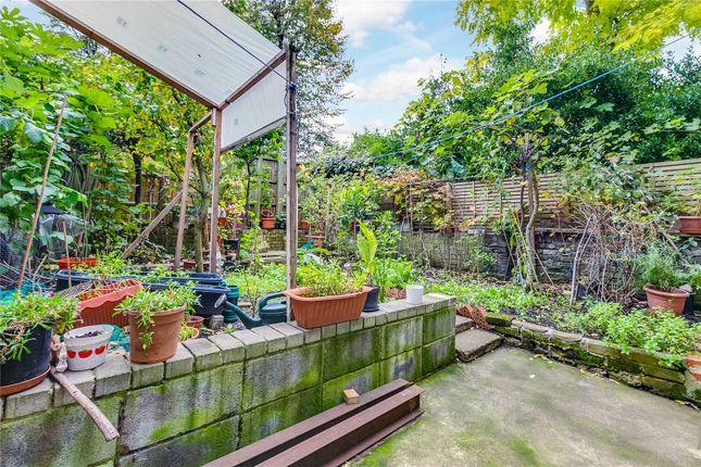 Garden of St Lukes Road, London W11
