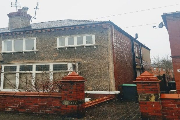 Thumbnail Semi-detached house to rent in Gerald Street, Wrexham