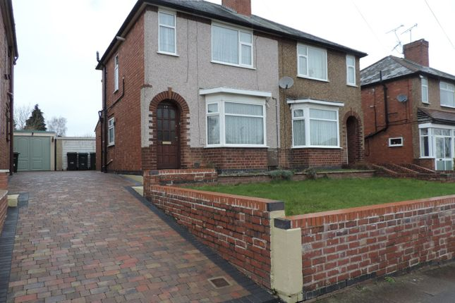 Thumbnail Detached house to rent in Burnham Road, Whitley, Coventry