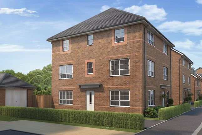 "Thumbnail Semi-detached house for sale in ""Brentford"" at Beeston Business, Technology Drive, Beeston, Nottingham"