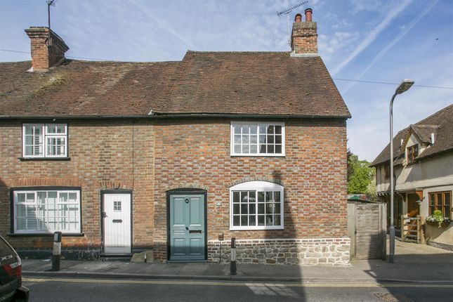 Thumbnail End terrace house to rent in High Street, East Malling, West Malling