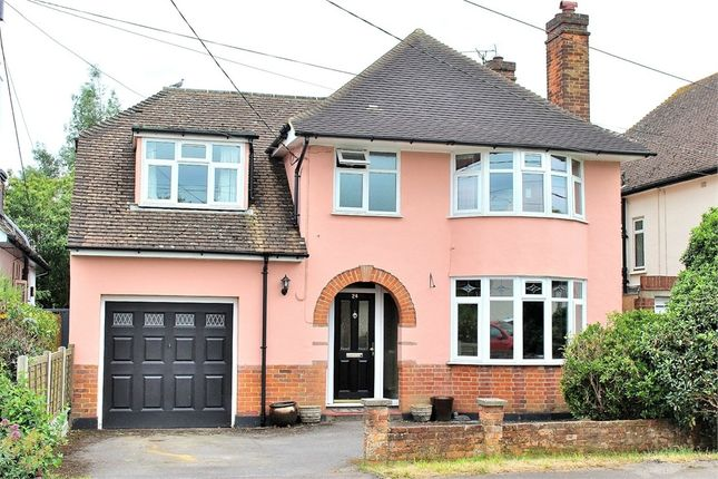 Thumbnail Detached house for sale in Highfields, Dunmow