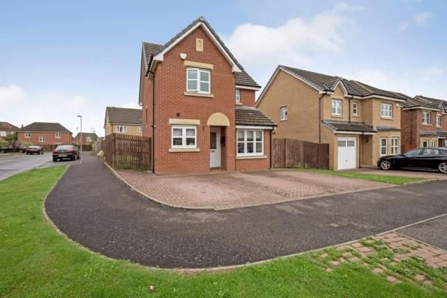 Thumbnail Detached house for sale in Morven Drive, Motherwell, North Lanarkshire