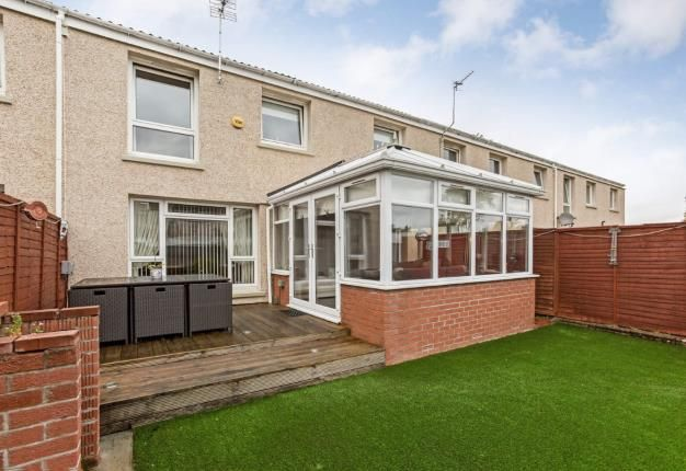 Thumbnail Terraced house for sale in Almond Road, Abronhill, Cumbernauld, North Lanarkshire