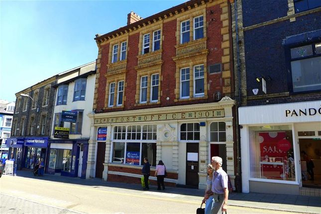 Thumbnail Property to rent in Great Darkgate Street, Aberystwyth