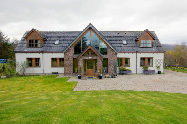 Thumbnail Detached house for sale in Lady'S Paddock, Ardachu, Brora