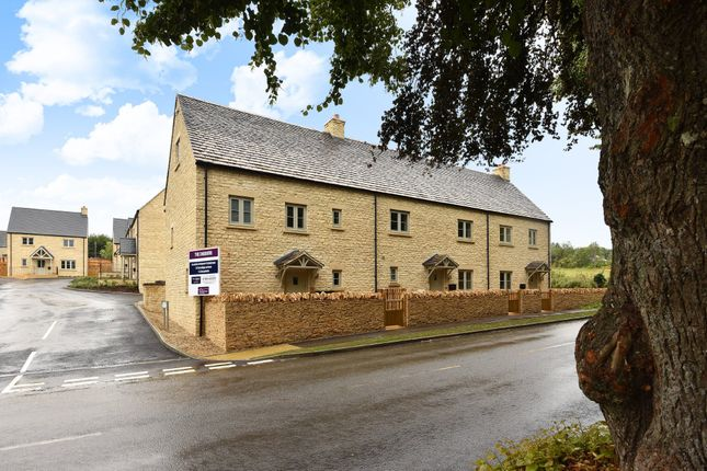 Thumbnail Flat for sale in West End, Northleach, Cheltenham