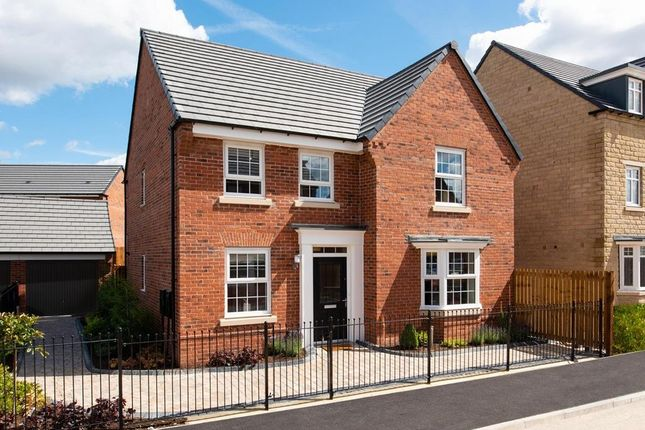 "Thumbnail Detached house for sale in ""Holden"" at Holt Road, Horsford, Norwich"