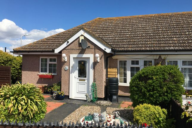 Thumbnail Semi-detached bungalow for sale in Hazel Grove, Minster On Sea