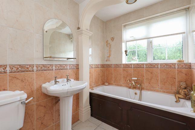 Bathroom of Martin Court, Eckington, Sheffield S21