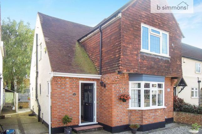Thumbnail End terrace house to rent in Beech Road, Langley, Slough