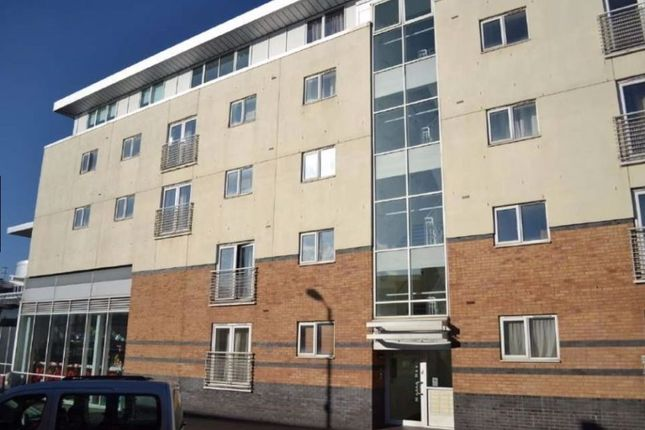 1 bed flat to rent in Biggin Street, Loughborough LE11