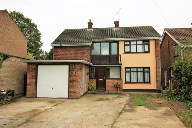 Thumbnail Detached house for sale in Daws Heath Road, Benfleet