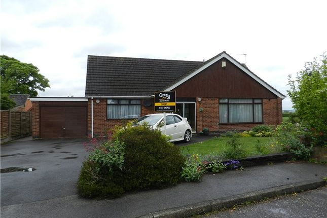 Thumbnail Bungalow to rent in Wakelyn Close, Shardlow, Derby