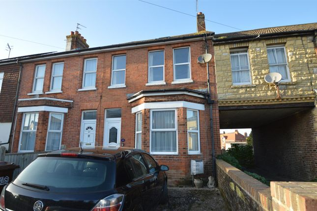 Thumbnail Terraced house for sale in St. James Road, Bexhill-On-Sea