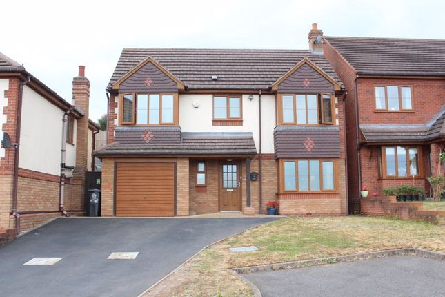 Front of Melbourne Close, Kingswinford DY6