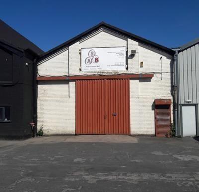 Thumbnail Light industrial for sale in Unit 31 Darlaston Central Trading Estate, Salisbury Street, Darlaston